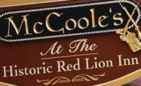 McCoole's Red Lion Inn - McCoole's Arts & Events Place Events