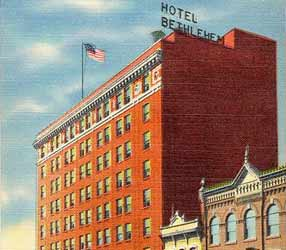 The Bethlehem Hotel, lodging in the Lehigh Valley, PA